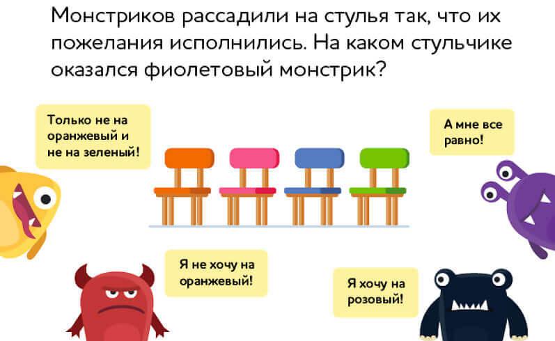 Монстры и стулья